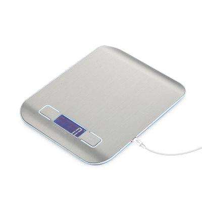 Household LCD Digital Food Tool Weighing Kitchen Weight Cooking Home Scales