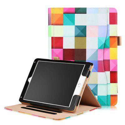 Inner Frame Front Support Color Version Leather Case for IPad Pro 10.5