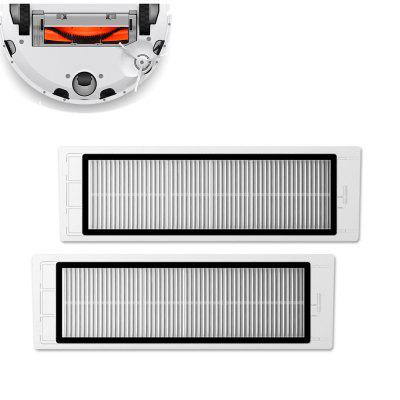 2ks Sítka Replacement Filter Screen pro Xiaomi Mi Robot Vysavač