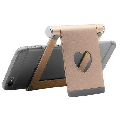 Aluminum Alloy Multi angle Adjustable Cell Phone Tablets Phone Portable Stand