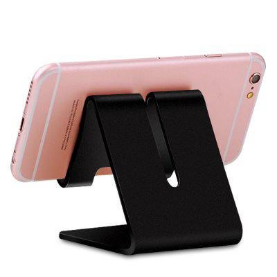 Aluminium Alloy Cell Phone Tablets Phone Portable Stand Desktop Holder