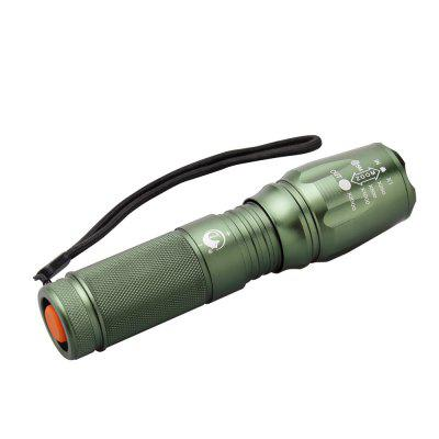 UKing Cree T6 1200LM 5MODES Zooming Adjustable Focus Flashlight Torch