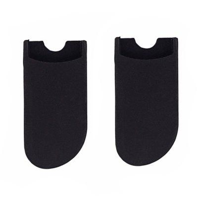 2PC Saxophone Thumb Rest Saver Black