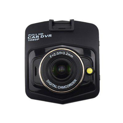 2.4 Inch 1080P HD Car DVR Camera 125 Degree Wide Angle Lens