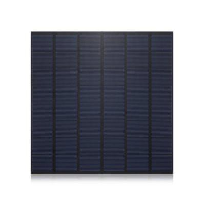 SW4512 4.5W 12V PET Polysilicon Solar Panel Cell for DIY