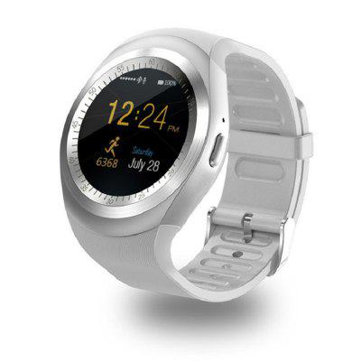 Fashion Blue Tooth Card Call Movement Record Calorie Calculation Smartwatch