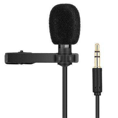 Yanmai R55 lavalier microphone recording condenser microphone
