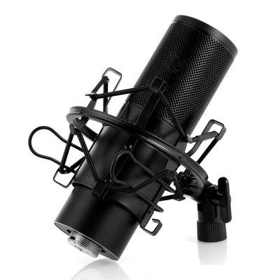 Yanmai Q9 Studio Capacitive Microphone with Stand Live Microphone