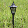 XY5180103 Solar Hexa Mosquito Light Solar Mosquito Light Mosquito Killer Lights - NEGRO NATURAL