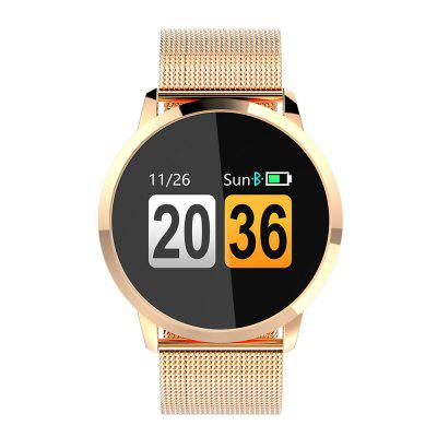 Fitness Tracker Super slim Smart Watch Ice 0.95 inchOLED touch screen with int