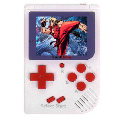 RS-6 Retro Mini Handheld Console 8 bit 2.0 inch LCD Built-in 129 Games