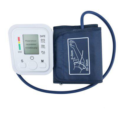 Intelligent Blood Pressure Monitor
