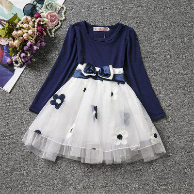 Baby Girls Dress For Christening Birthday Newborn Toddler Dresses
