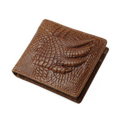 Leather Men'S Coin Purse Wallet