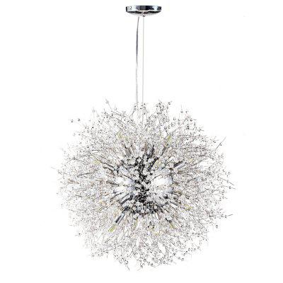 HZ-097 Creative Crystal 16 candelabre Ball Spark
