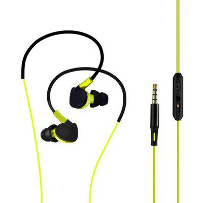 Wire Cable Cord Clothing Clip for Sony Active Style S2 Sports Walkman Headphones