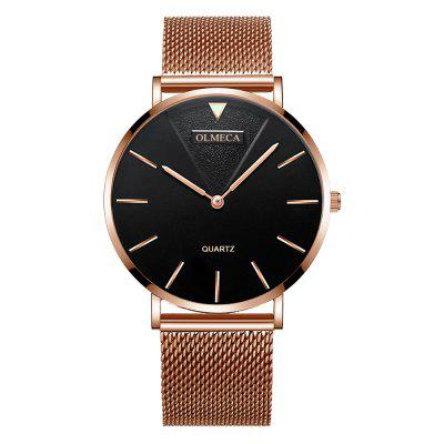 OLMECA 0859-WOMEN Watches Fashion Wrist Watch Water Resistant For Woman Alloy