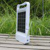 XYHP201805210001 Solar Camping Light LED Rechargeable Tent Light Lighting - NATURAL WHITE