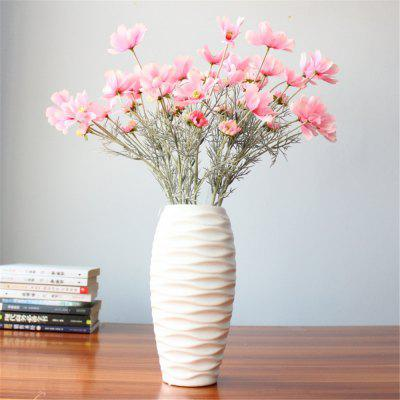 6HEADS Calliopsis Artificial Flowers Home Party Wedding Decorations