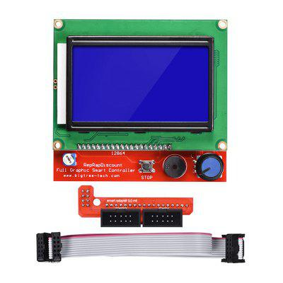 RAMPS1.4 12864 LCD Control Panel for 3D Printer Smart Controller