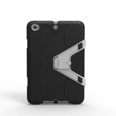Rugged Kickstand Geometry PC TPU Корпус планшета для Ipad Mini 1 2 3 корпуса
