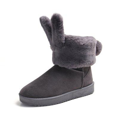 Winter Cotton Warm Snow Boots