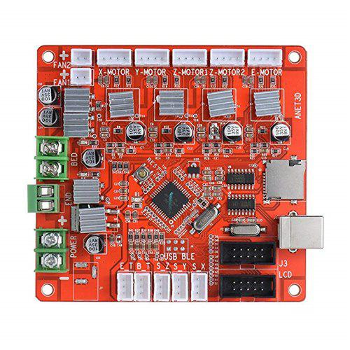 Geeetech Controller Board RAMPS1.4 Main Board For Reprap Prusa Mendel 3D Printer