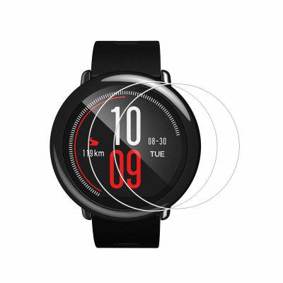 2PCS 0.26mm Tempered Glass Screen Protector for Xiaomi Huami Amazfit Smart watch