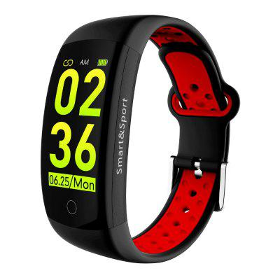 Smart Bracelet Watch with Dynamic Exercise Blood Pressure Heart Rate Monitor