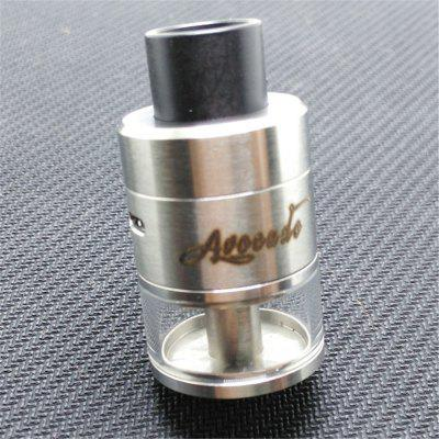 Electronic Smoke Accessories 24 Rdta 5Mltank Atomizer Avocado 24 Nebulizer