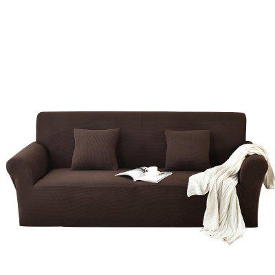 Prime Hpz Fleece Stretch Four Seasons Universal All Round Sofa Cover Double Onthecornerstone Fun Painted Chair Ideas Images Onthecornerstoneorg