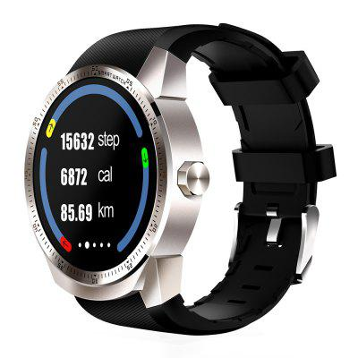 Bluetooth 3G Smart hodinky WCDMA / GSM Bluetooth Heart Rate Monitor Krokomer GPS