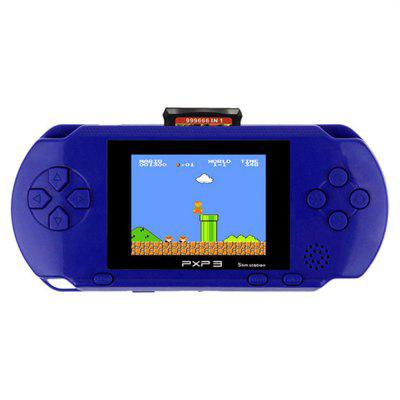 Coolbaby PXP3 3 polegadas 16 Bit Video Player Player Handheld Card e Console