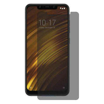 Anti Spy Film Tempered Glass Screen Privacy Protector for Xiaomi Pocophone F1