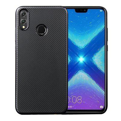 Soft Carbon Fiber Case for Huawei Honor 8X