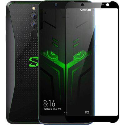 2PCS Full Cover 9H Tempered Glass Screen Protector for Xiaomi Black Shark Helo
