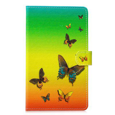 Tablet Cover for Samsung Galaxy Tab S 8.4 inch T700 / T705C Leather Stand Case