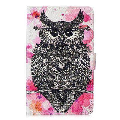 Flip PU Leather Stand Case for Kindle Fire 7 2015 / 2017 Tablet Cove 7.0 inch
