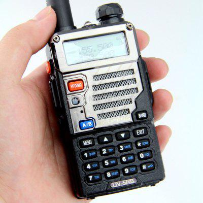 Baofeng UV-5RB Radio émetteur radio double bande Cb Ham Radio Scanner