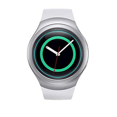 Round Tempered Film for Samsung S 2 Watches