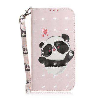 Love Bear Leather Case for Samsung J 4 PLUS/ J 4+