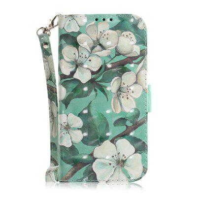 Watercolor Flower Case Phone Case for Samsung J 4 PLUS/ J 4+