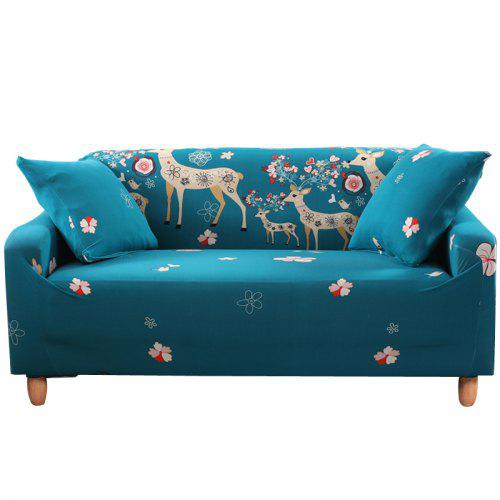 Xfyj Cartoon Printing Sofa Cover Four Seat Gearbest