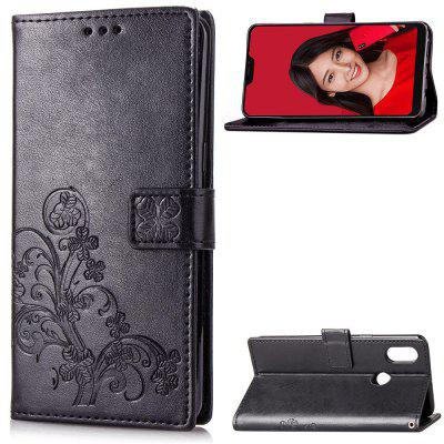 Wallet Leather Case For Xiaomi Redmi 6 Pro Business Flip Protective Cover