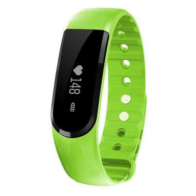 Heart Rate  Fitness Wristband Tracker