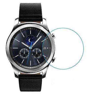 Round Tempered Film for Samsung S 3 Watches