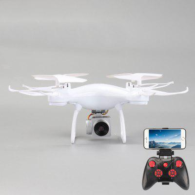 2.4G 4-Axis RC Drone Toys Altitude Hold Quadcopter With 0.3MP HD Camera