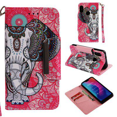 For Xiaomi Redmi 6 Pro Case Leahter Wallet Phone Cover For Xiaomi Mi A2 Lite