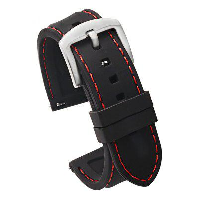 22MM Sport Soft Silicone Watch Band Strap for AMAZFIT