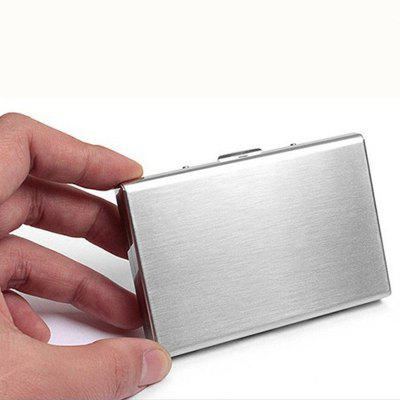 Stainless Steel Bank/Credit Card Receiving Box
